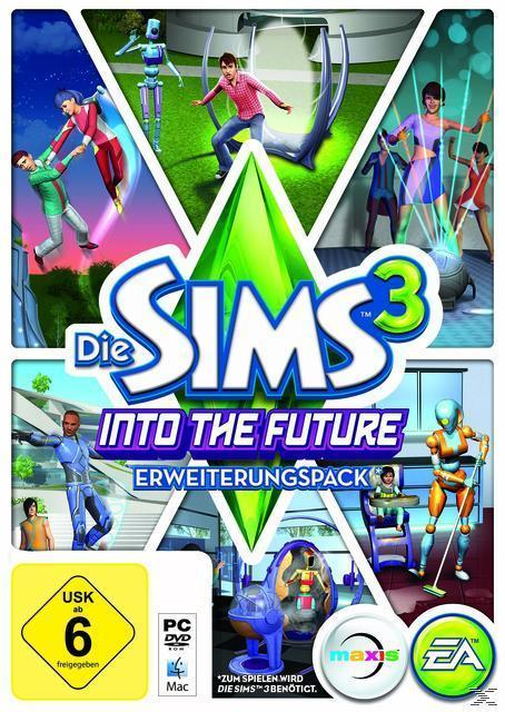 Die Sims 3: Into the Future (PC) für 39,99 Euro