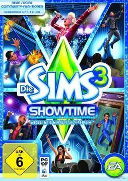 Die Sims 3 Showtime (PC) für 4,99 Euro