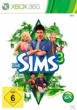Die Sims 3 (Software Pyramide) (XBox 360) für 20,00 Euro
