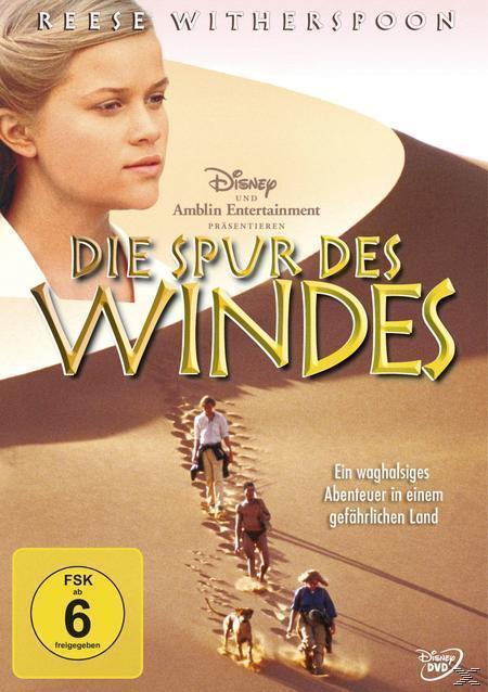 Die Spur des Windes (DVD) für 8,99 Euro