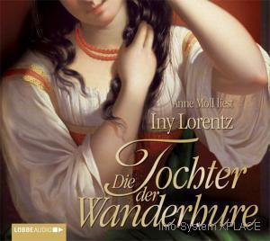 Die Tochter der Wanderhure (CD(s)) für 10,49 Euro