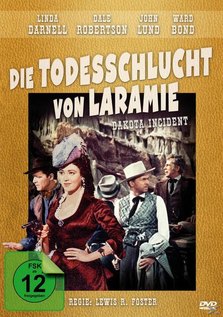 Die Todesschlucht Von Laramie Filmjuwelen (DVD) für 14,49 Euro