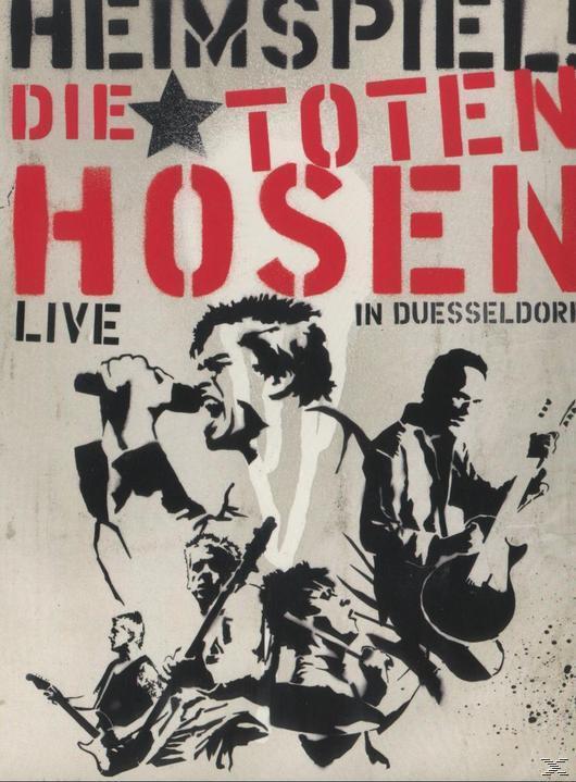 Die Toten Hosen - Heimspiel: Die Toten Hosen Live in Düsseldorf (DVD) für 11,49 Euro