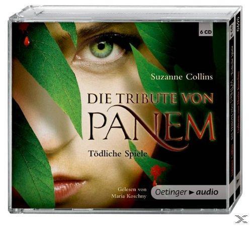 Die Tribute von Panem - Tödliche Spiele (CD(s)) für 12,99 Euro