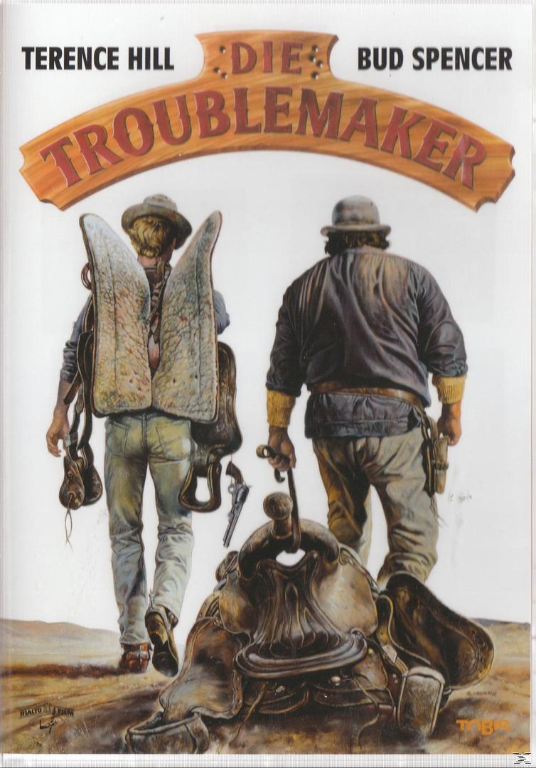 Die Troublemaker (DVD) für 9,74 Euro