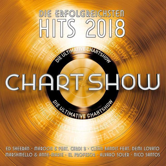 Die Ultimative Chartshow-Hits 2018 (VARIOUS) für 23,99 Euro