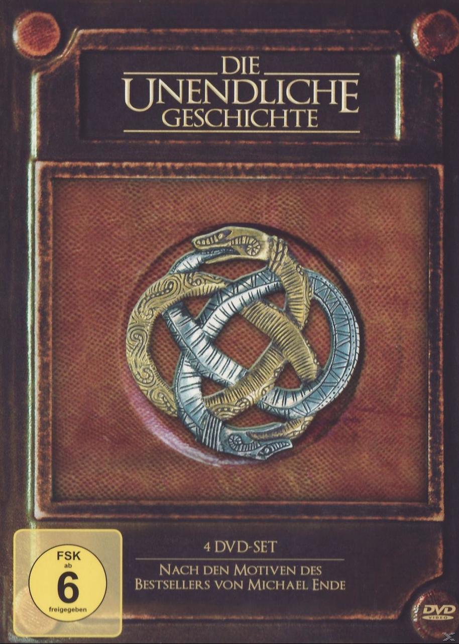 Die Unendliche Geschichte, Episode 1: Das Buch der Weisen (DVD) für 18,99 Euro