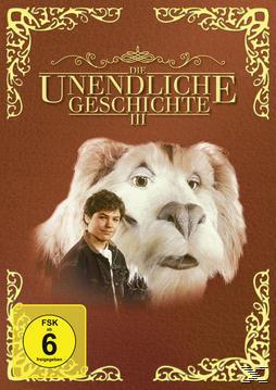 Die unendliche Geschichte III (DVD) für 7,99 Euro