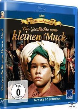 Die Welt der Märchen - Die Geschichte vom kleinen Muck (BLU-RAY) für 13,99 Euro