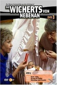 Die Wicherts von nebenan - DVD 3 (DVD) für 9,99 Euro