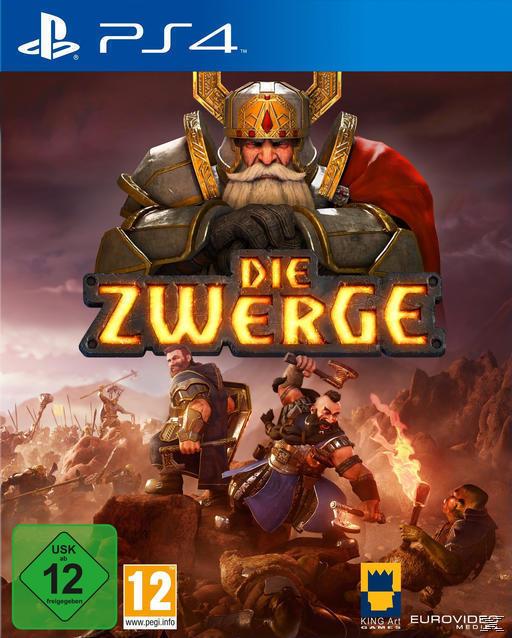 Die Zwerge (PlayStation 4) für 24,99 Euro