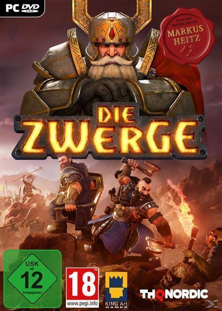 Die Zwerge - Steelcase Edition (PC) für 19,99 Euro