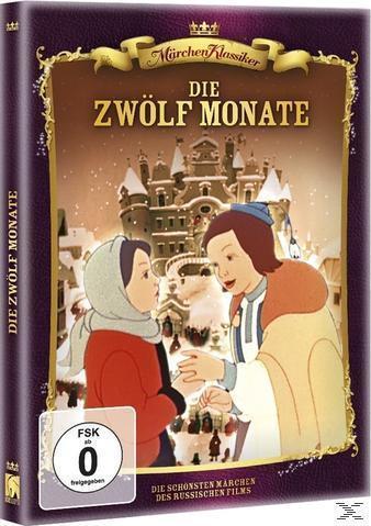 Die zwölf Monate (DVD) für 10,99 Euro