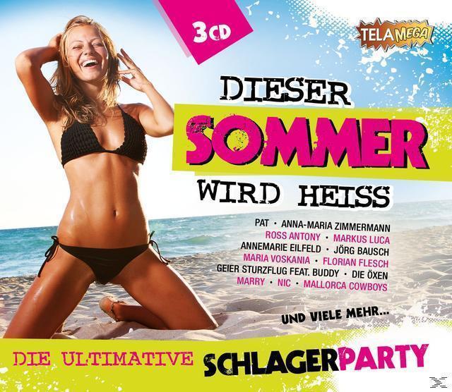 Dieser Sommer Wird Heiß (VARIOUS) für 10,99 Euro