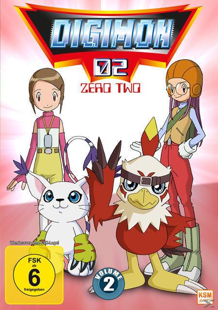 Digimon Adventure 02 - Vol. 2 - Episoden 18-34 DVD-Box (DVD) für 59,99 Euro