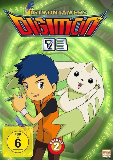 Digimon Tamers - Vol. 2 (Episoden 18-34) DVD-Box (DVD) für 59,99 Euro