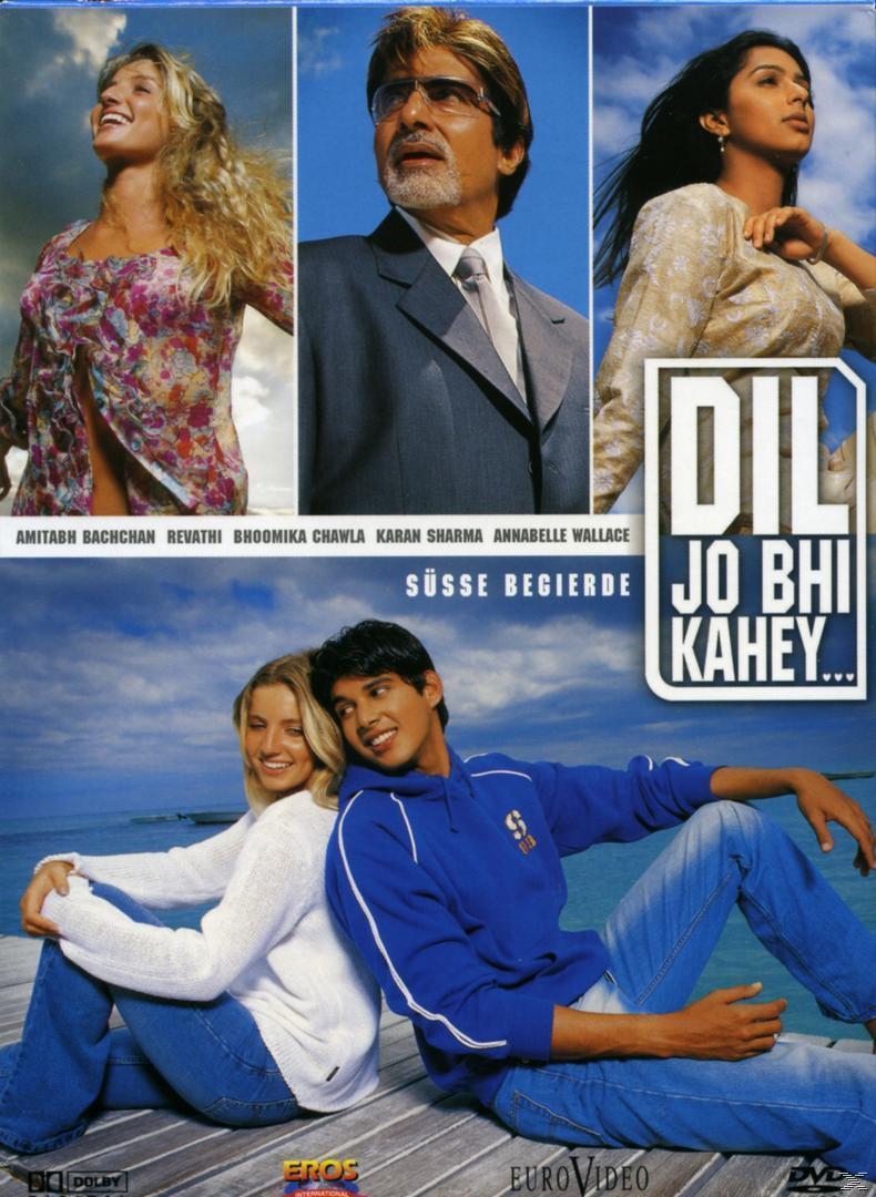 Dil Jo Bhi Kahey - Süße Begierde (DVD) für 17,54 Euro