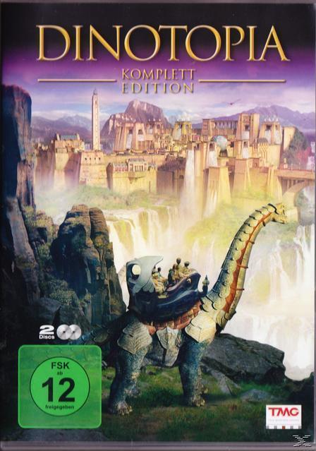 Dinotopia (DVD) für 9,99 Euro