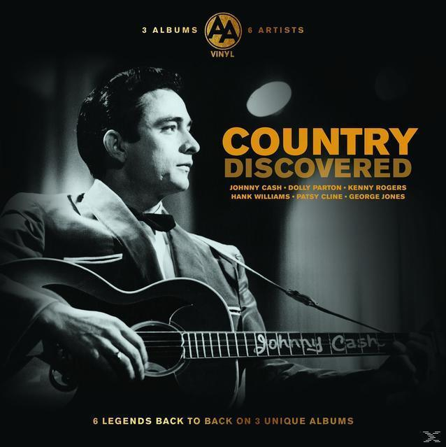 Discovered Country (Johnny Cash) für 29,95 Euro