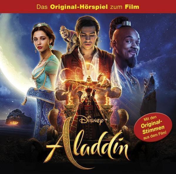 Disney: Aladdin (CD(s)) für 5,84 Euro
