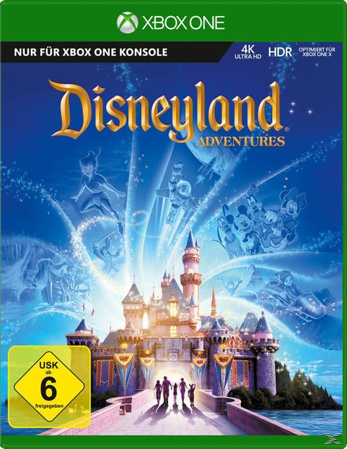 Disneyland Adventures (Xbox One) für 19,99 Euro