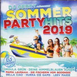 DJ Gerry präsentiert Sommer Party Hits 2019 (VARIOUS) für 5,99 Euro