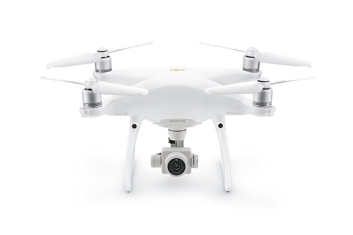 DJI Phantom 4 Professional+ V2.0 Multicopter Drohne & Goggle Racing Edition für 2.448,00 Euro