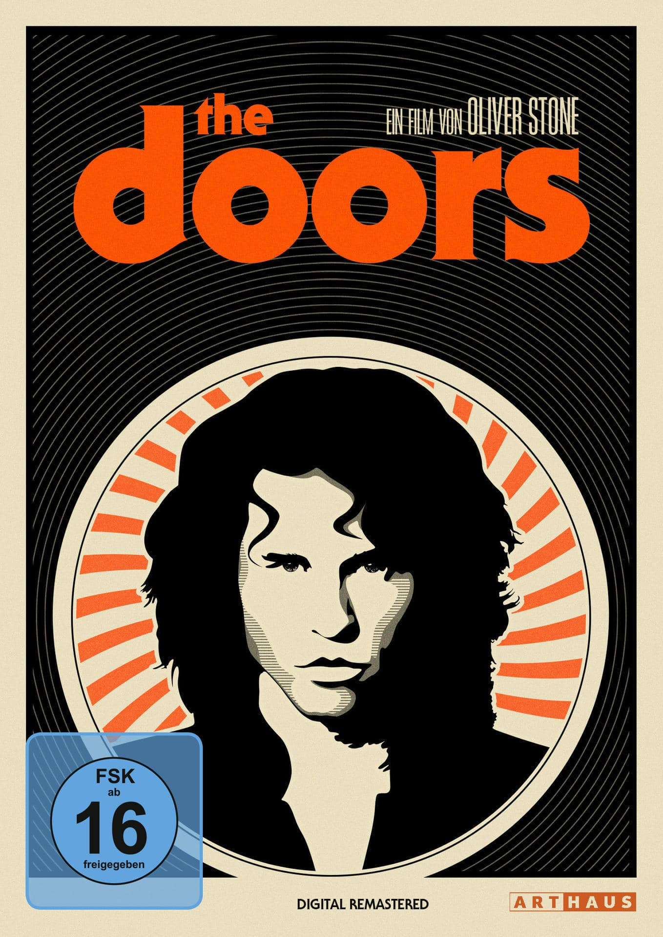 Doors,The/Blu-Ray Digital Remastered (DVD) für 7,99 Euro