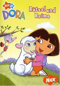 Dora: Rätsel und Reime (DVD) für 7,99 Euro