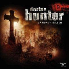 Dorian Hunter 09: Im Labyrinth des Todes (CD(s)) für 7,99 Euro