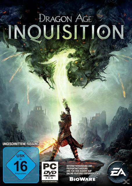 Dragon Age: Inquisition (PC) für 59,00 Euro