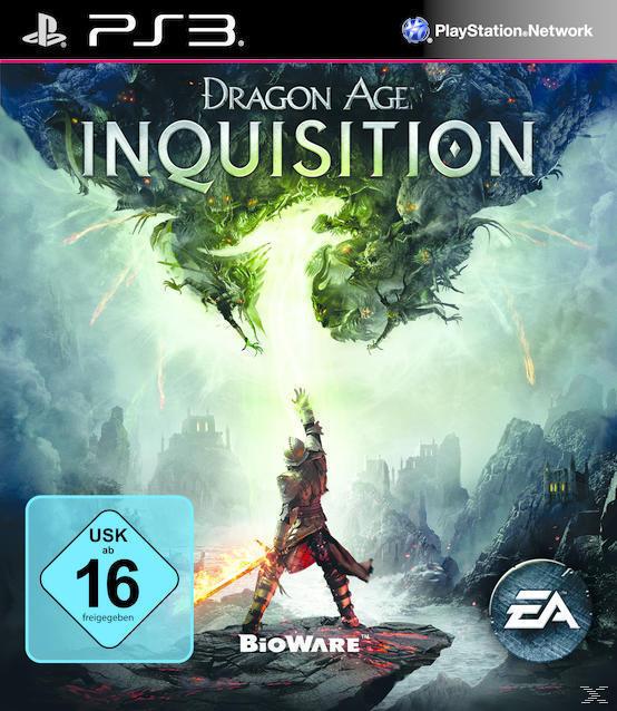 Dragon Age: Inquisition (Playstation3) für 19,99 Euro