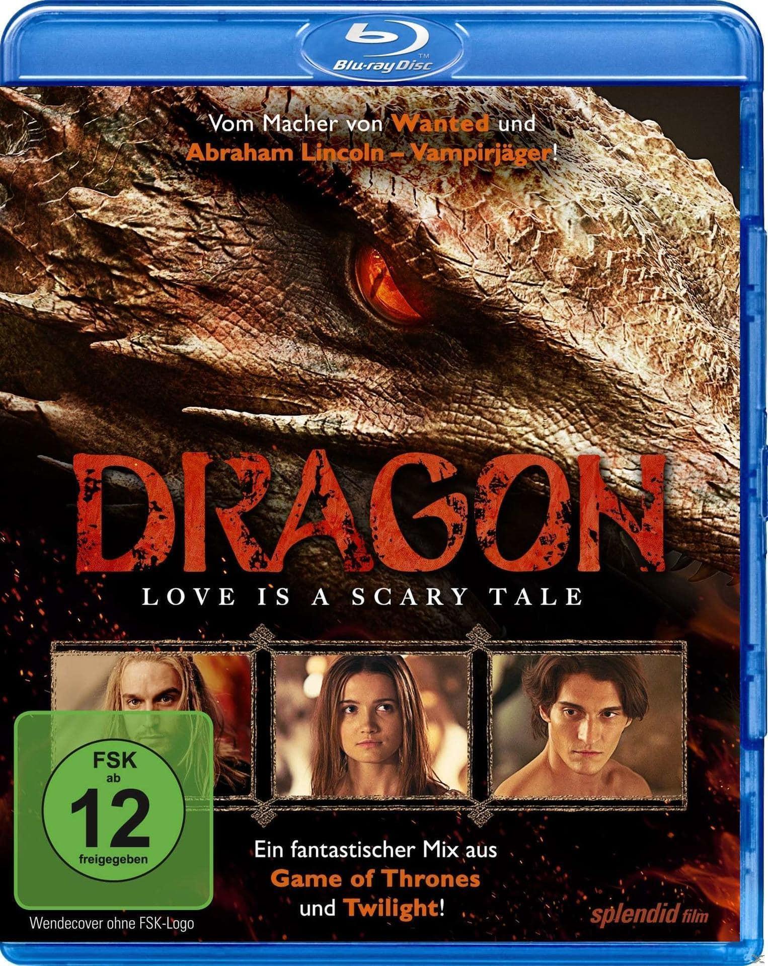 Dragon - Love Is a Scary Tale (BLU-RAY) für 9,99 Euro