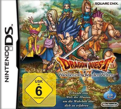 Dragon Quest VI: Wandler zwischen den Welten (Nintendo DS) für 19,99 Euro