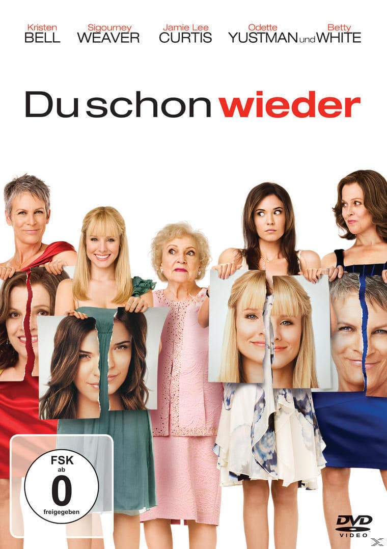 Du schon wieder (DVD) für 7,99 Euro