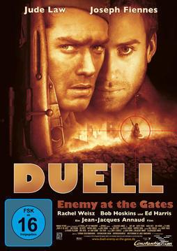 Duell - Enemy at the Gates (DVD) für 8,99 Euro