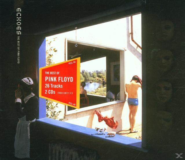 ECHOES:THE BEST OF PINK FLOYD (Pink Floyd) für 17,99 Euro