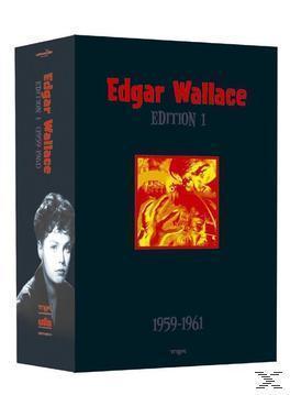 Edgar Wallace Edition Box 1 DVD-Box (DVD) für 29,99 Euro
