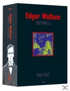 Edgar Wallace Edition Box 6 (DVD) für 29,99 Euro