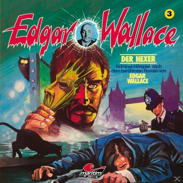 Edgar Wallace Klassiker 3: Der Hexer (CD(s)) für 8,99 Euro