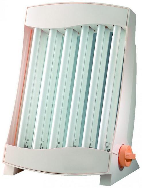 Efbe-Schott GB 836 Gesichtsbräuner 4-Personen-Memo 6 UV-A Philips-Speziallampen für 129,99 Euro