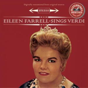Eileen Farrell Sings Verdi (TUCKER,EILEEN) für 8,49 Euro
