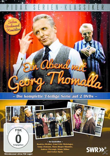 Ein Abend mit Georg Thomalla Pidax-Klassiker (DVD) für 16,99 Euro