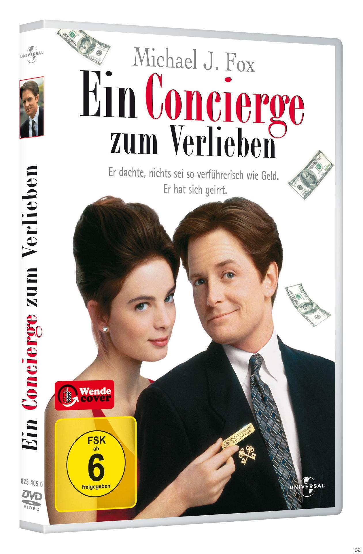 Ein Concierge zum Verlieben (DVD) für 7,99 Euro