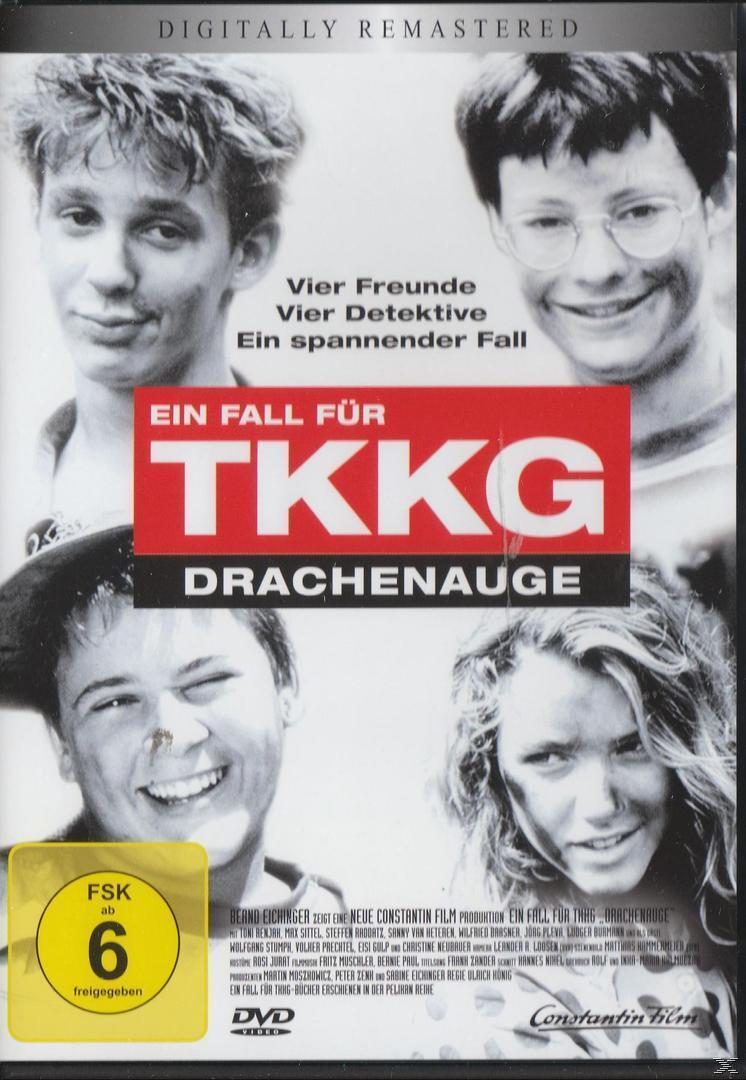 Ein Fall für TKKG - Drachenauge (DVD) für 8,99 Euro