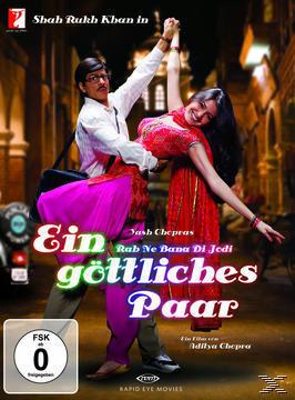 Ein göttliches Paar - Rab Ne Bana Di Jodi (DVD) für 6,49 Euro