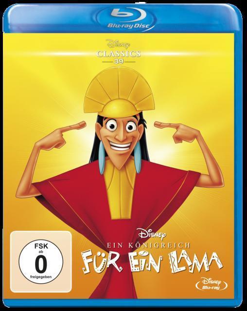 Ein Königreich für ein Lama Classic Collection (BLU-RAY) für 14,99 Euro