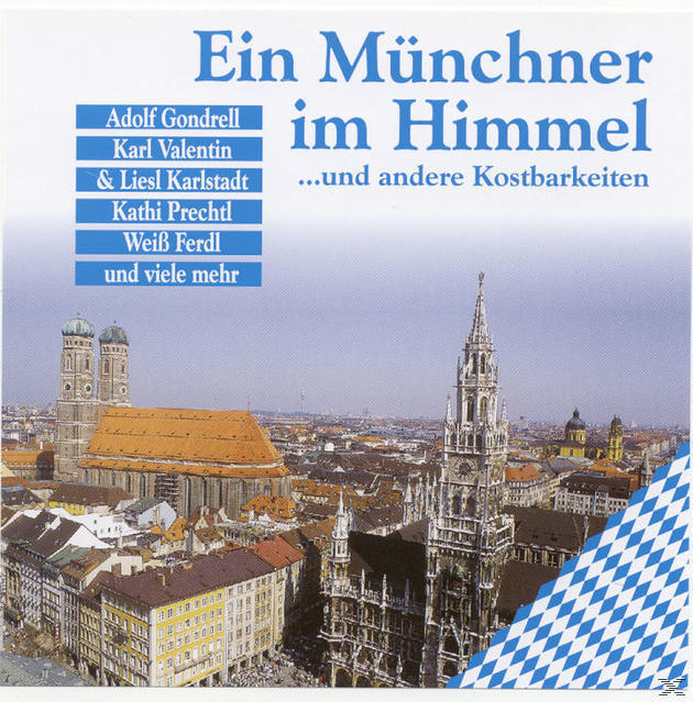 Ein Münchner im Himmel (Various/Weiss,Ferdl/Moser,Hans/Valentin,Karl/+) für 4,99 Euro