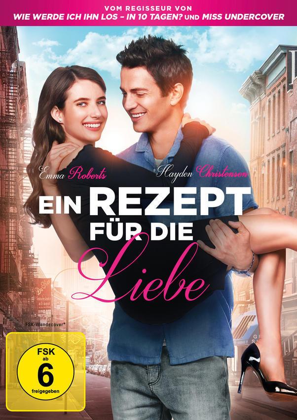 Ein Rezept für die Liebe (DVD) für 10,99 Euro