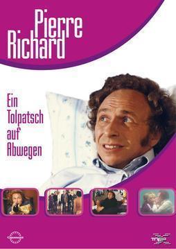 Ein Tolpatsch auf Abwegen - Pierre Richard (DVD) für 9,99 Euro